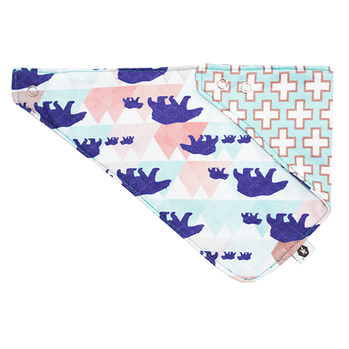 Bumblito Bandana Bib - Little Adventurer