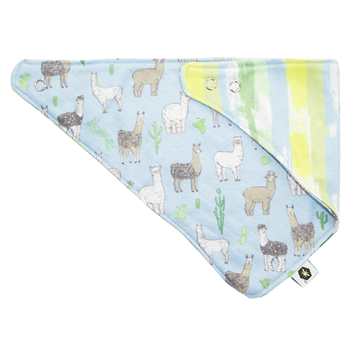 Bumblito Bandana Bib - Party of Eight