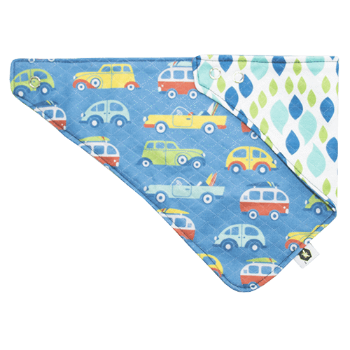 Bumblito Bandana Bib - So Cal