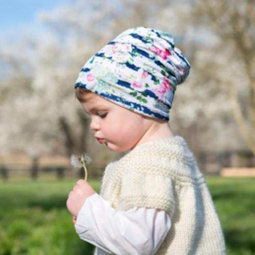 Bumblito Beanie - Belle Blossom