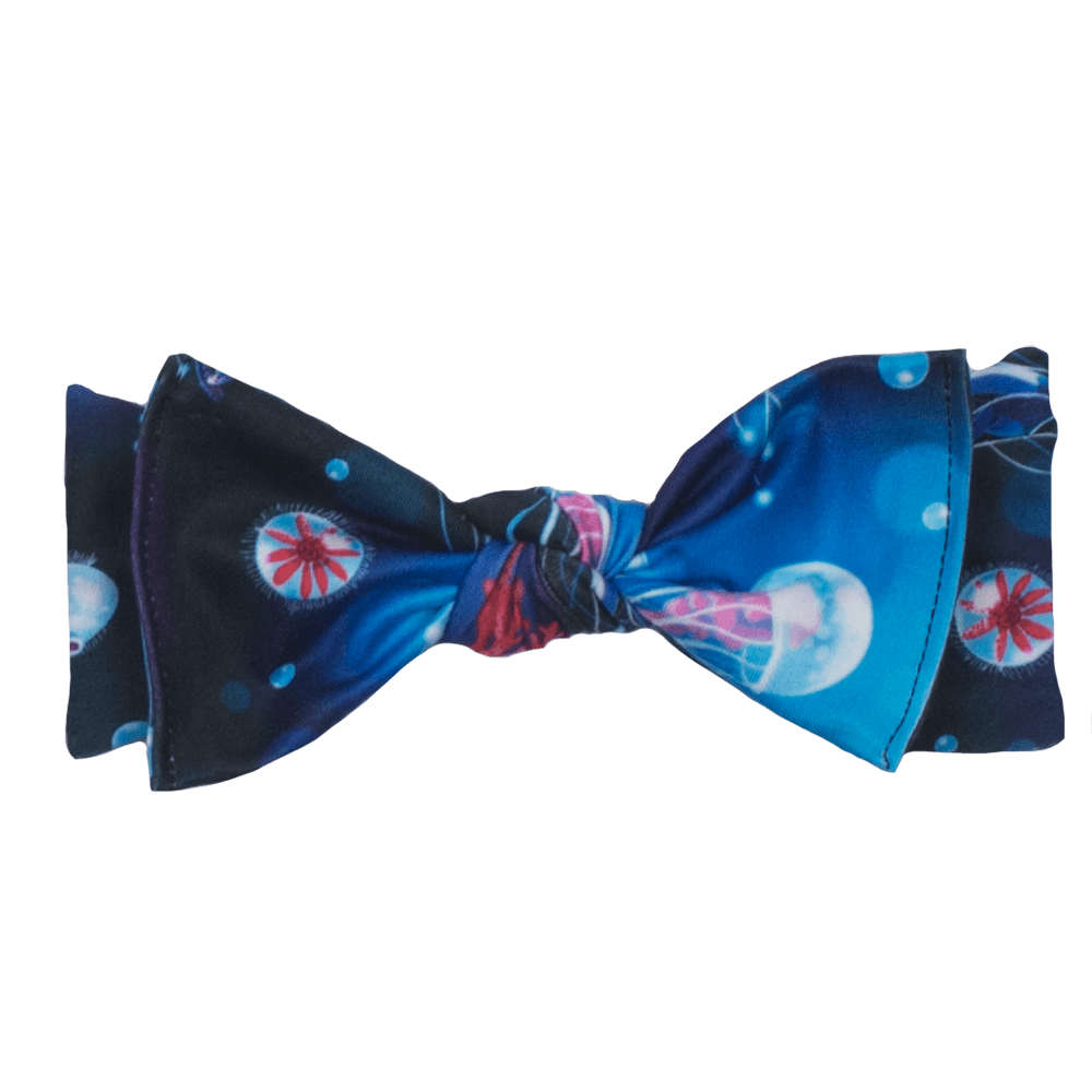 Bumblito Children's Headband - Ocean Blooms