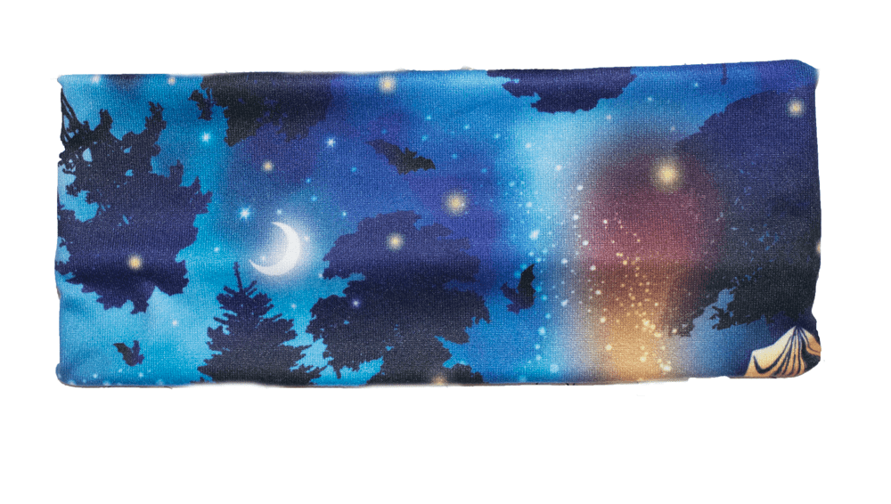 Bumblito Flat Headband - Dark Night