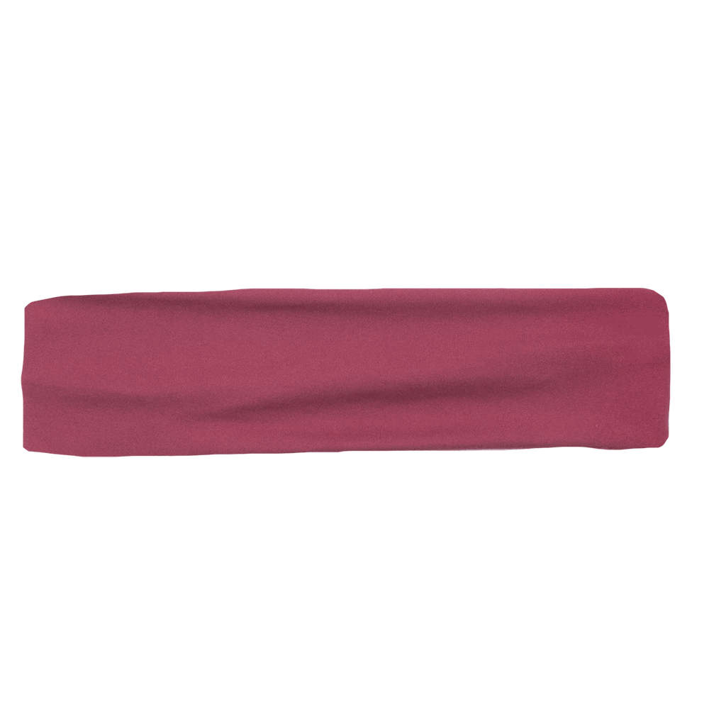 Bumblito Flat Headband - Dusty Rose
