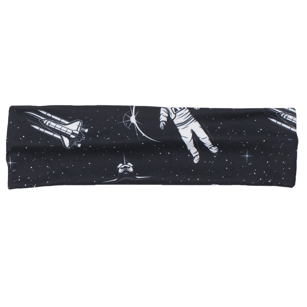 Bumblito Flat Headband - Space Race