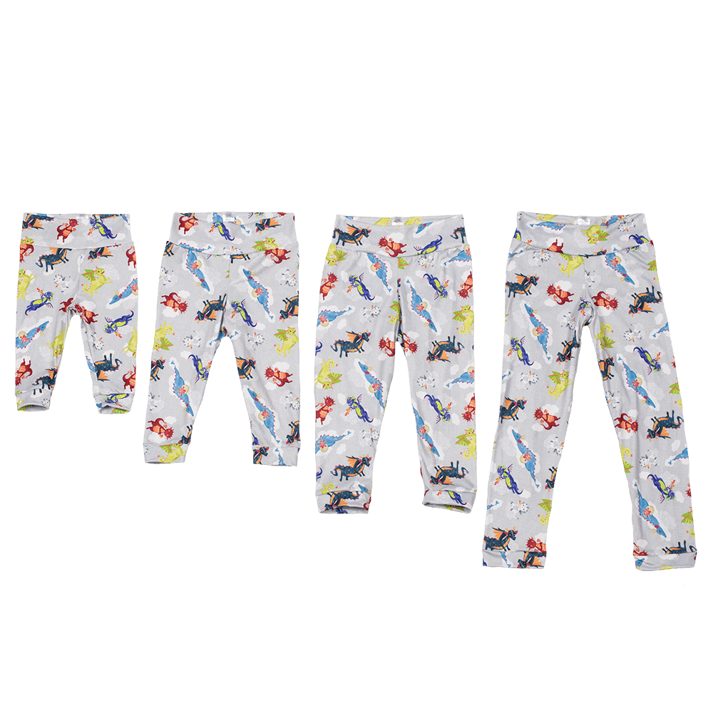 Bumblito Leggings - Dragon Dreams