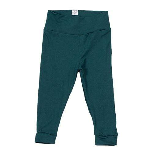 Bumblito Leggings - Forest Green