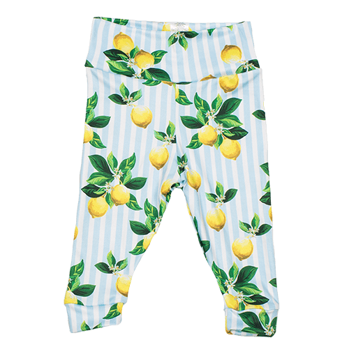 Bumblito Leggings - Lemon Drops