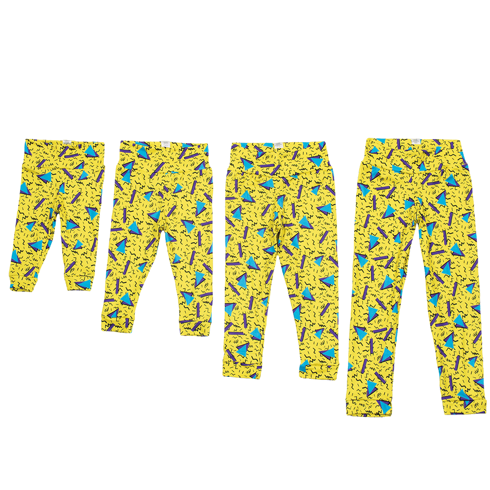 Bumblito Leggings - Saved by the Bum