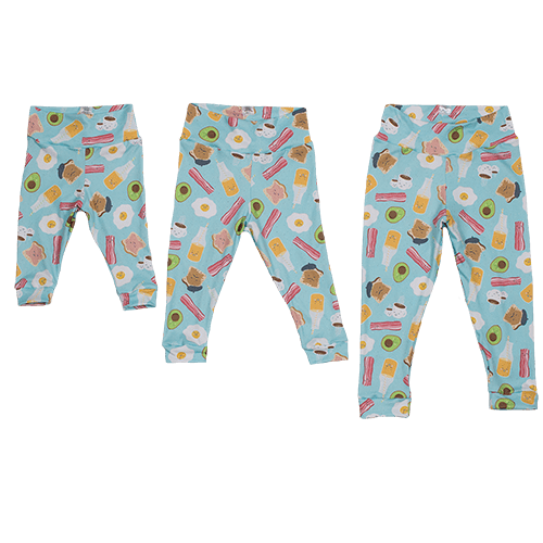 Bumblito Leggings - Sunnyside S