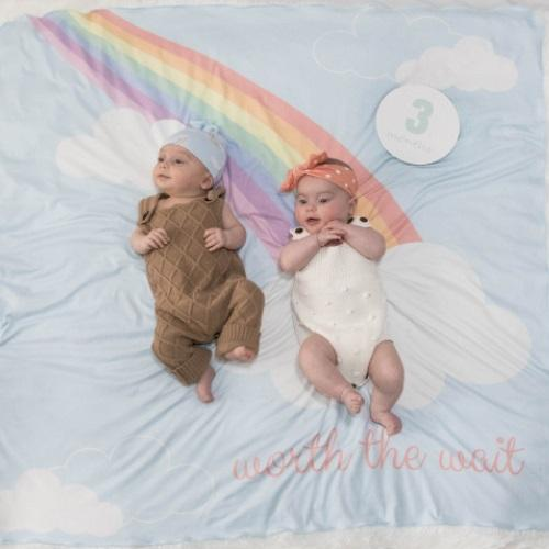 Bumblito Memory Swaddle Set - Worth the Wait
