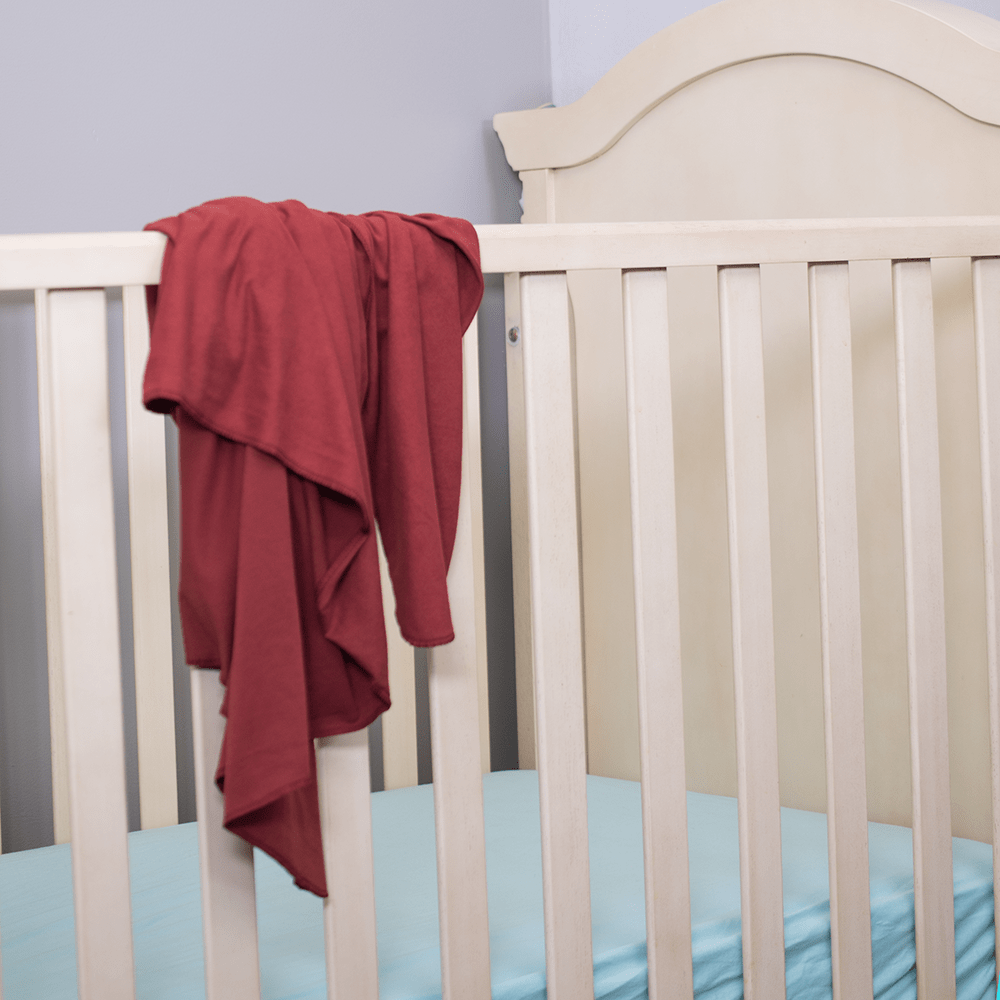 Bumblito Stretch Swaddle Set - Burnt Sienna