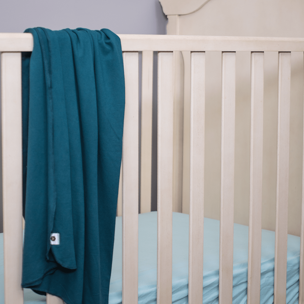 Bumblito Stretch Swaddle Set - Forest Green