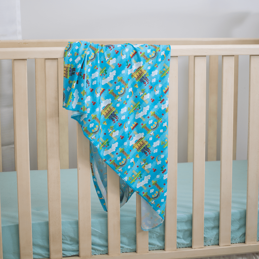 Bumblito Stretch Swaddle Set - Gamer