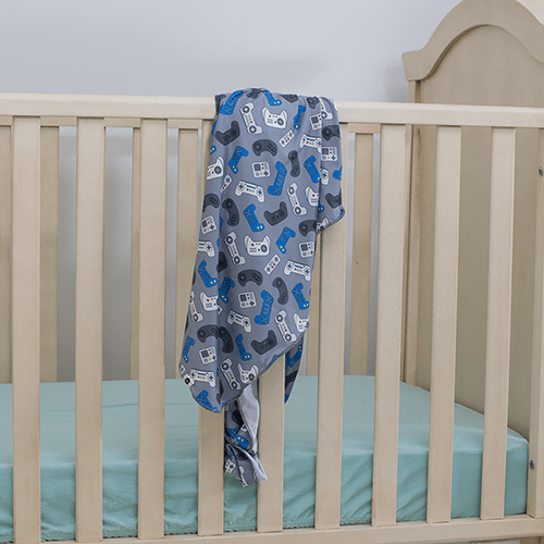 Bumblito Stretch Swaddle Set - Play On