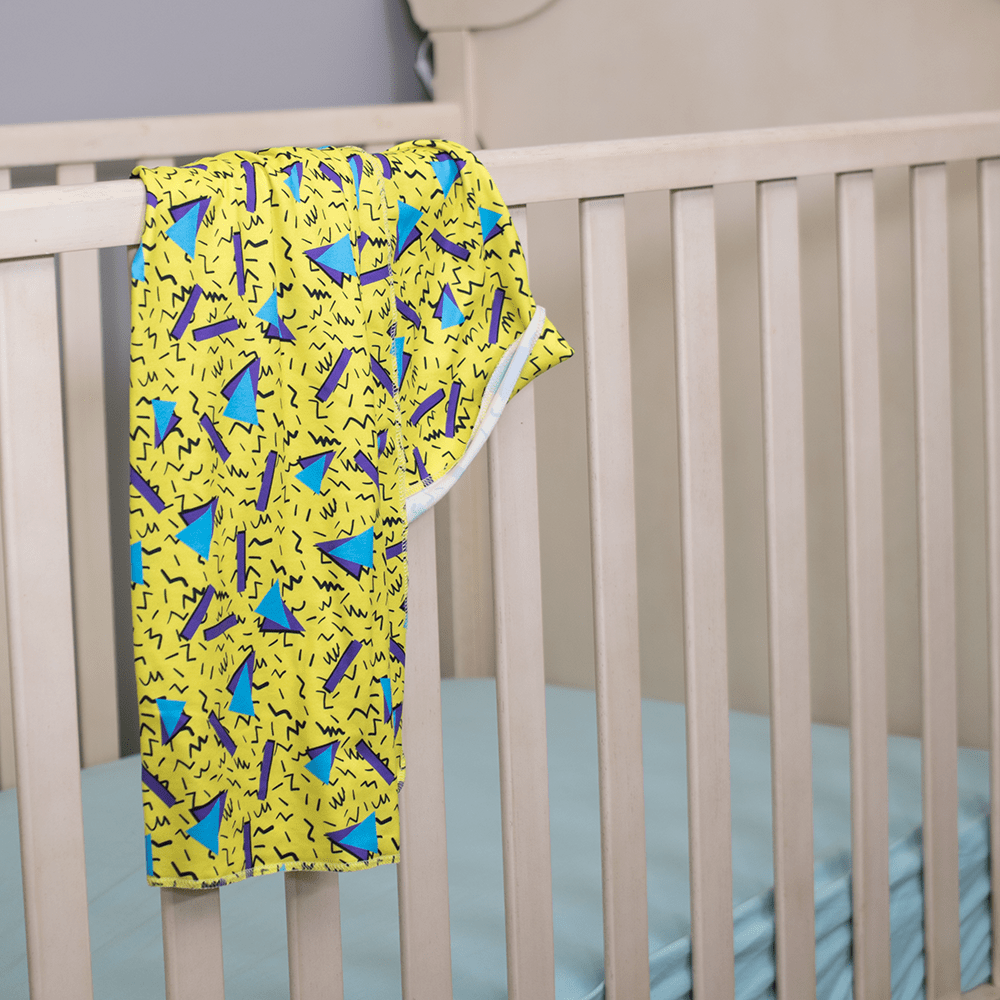 Bumblito Stretch Swaddle Set - Saved by the Bum