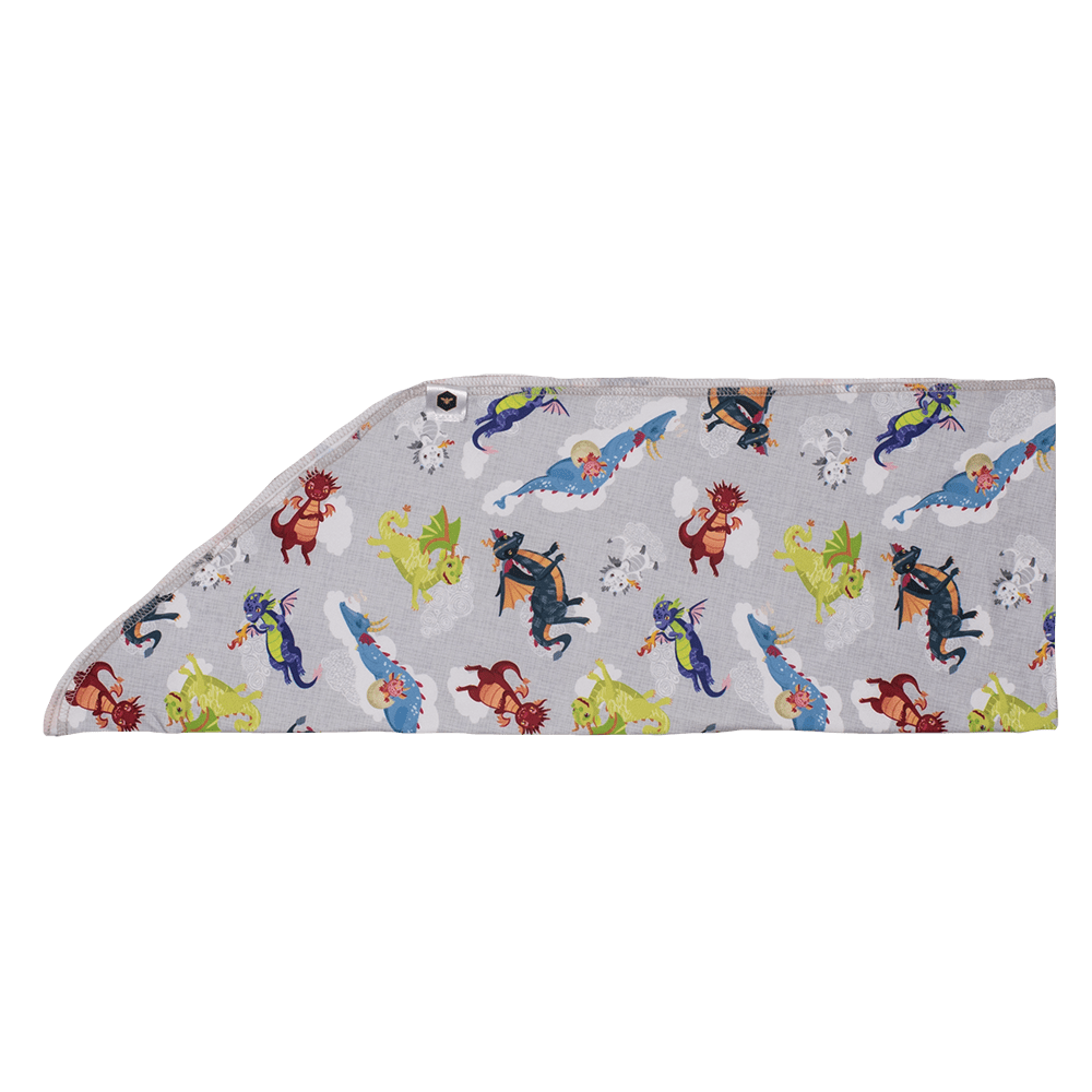 Bumblito Tie-On Headband - Dragon Dreams