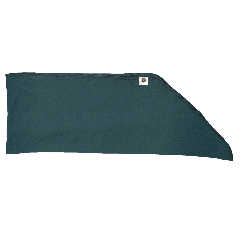 Bumblito Tie-On Headband - Forest Green