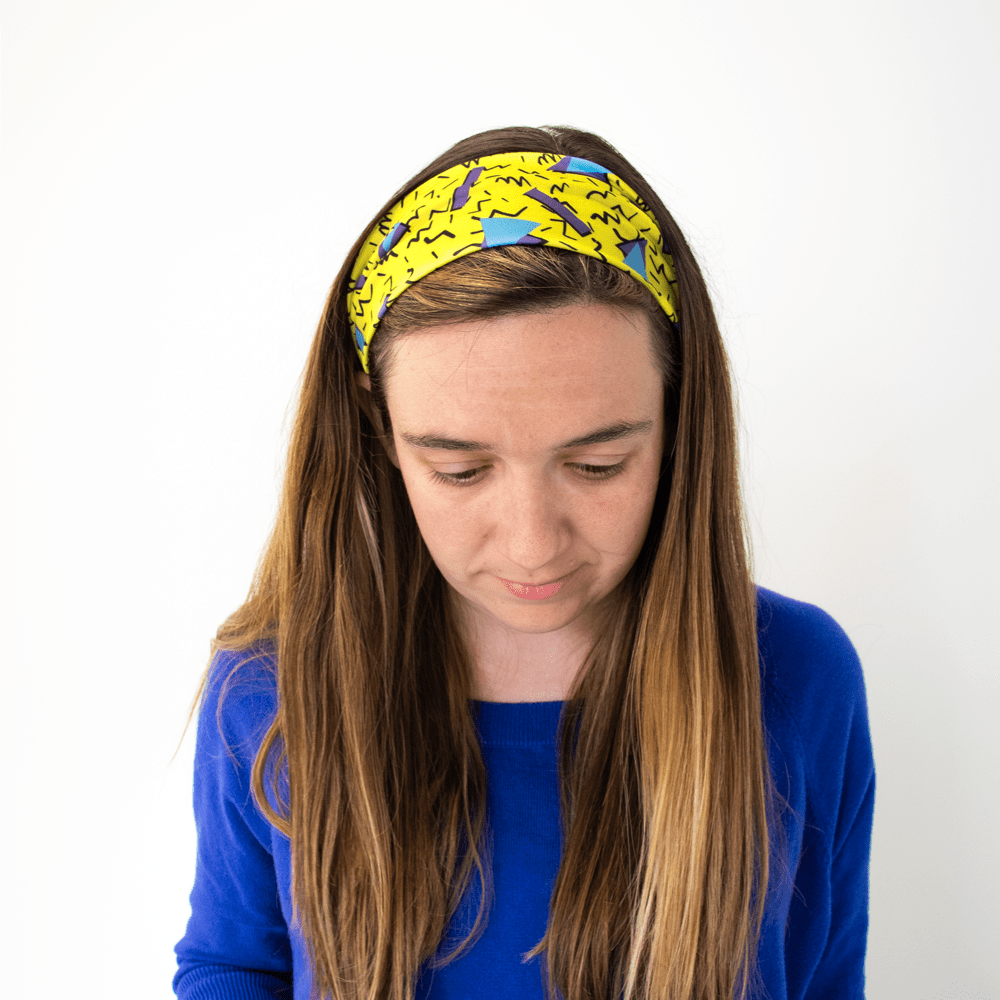 Bumblito Tie-On Headband - Saved by the Bum