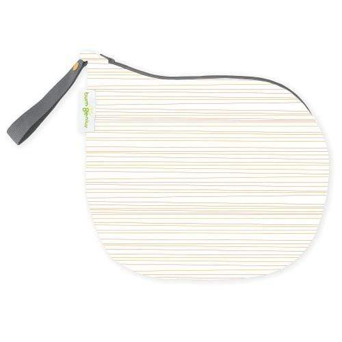 bumGenius Outing Wetbag - Neutral Stripes