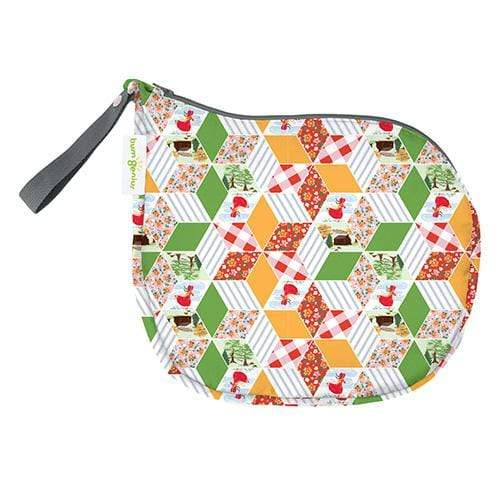 bumGenius Outing Wetbag - Patchwork