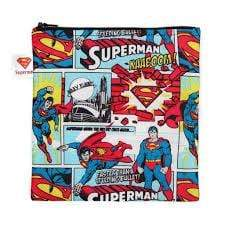 Bumkins Zippered Wet Bag - DC Comics Superman