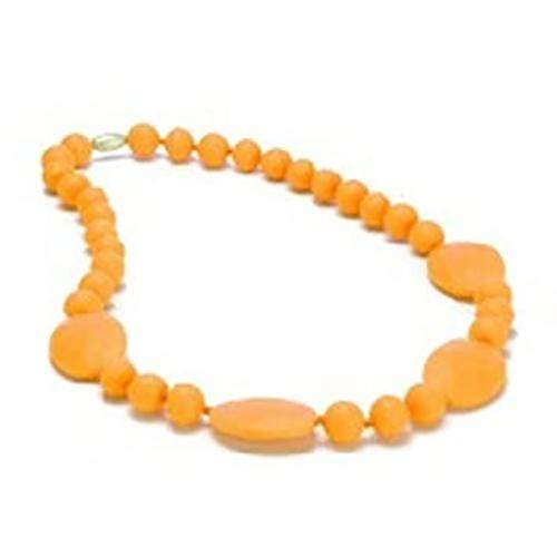 Chewbeads Perry Necklace - Creamsicle