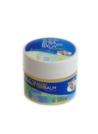 CJ's BUTTer Shea Butter Balm .35 oz Mini Body Butter - Viva La Juicy