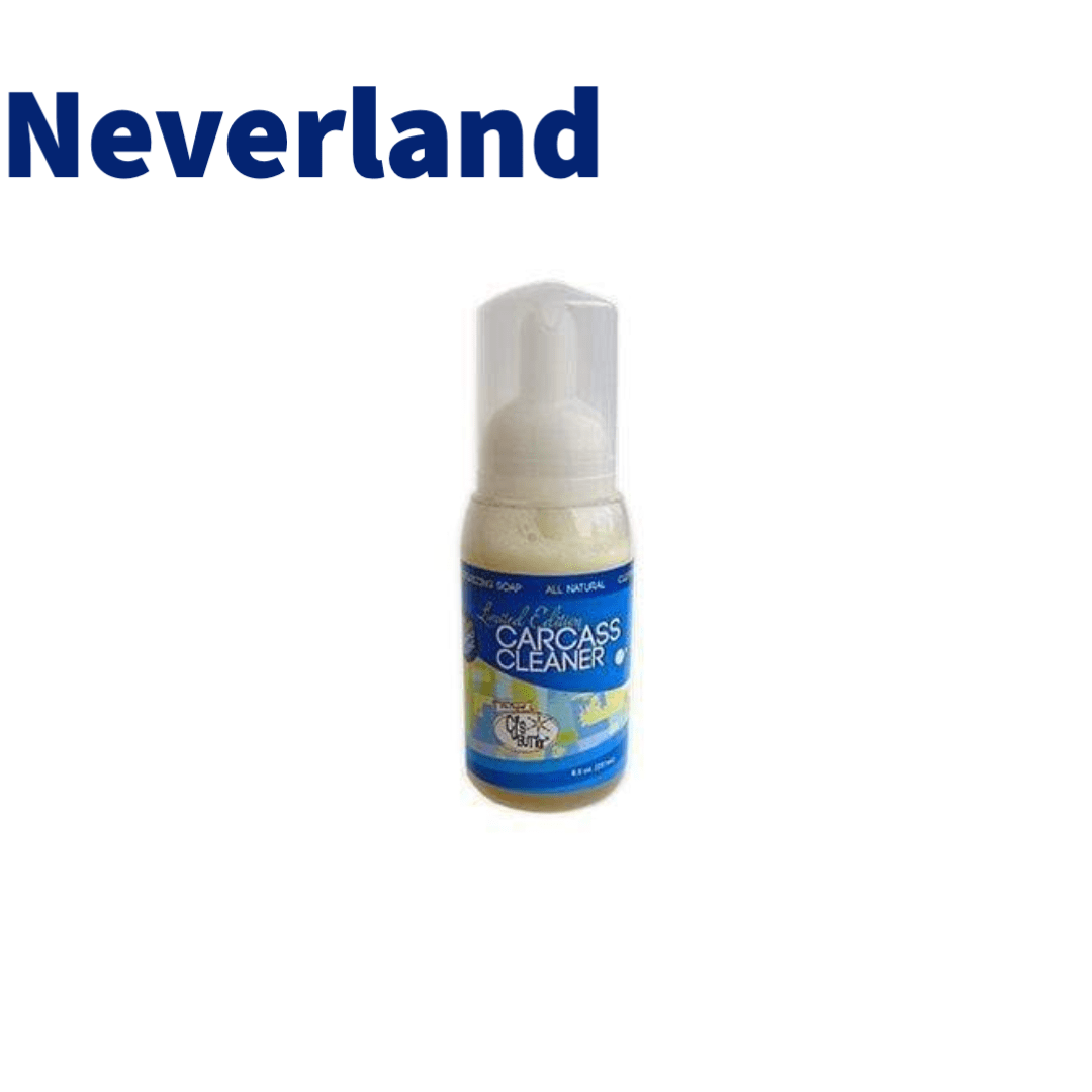 CJ's Carcass Cleaner 8.5 oz - Neverland