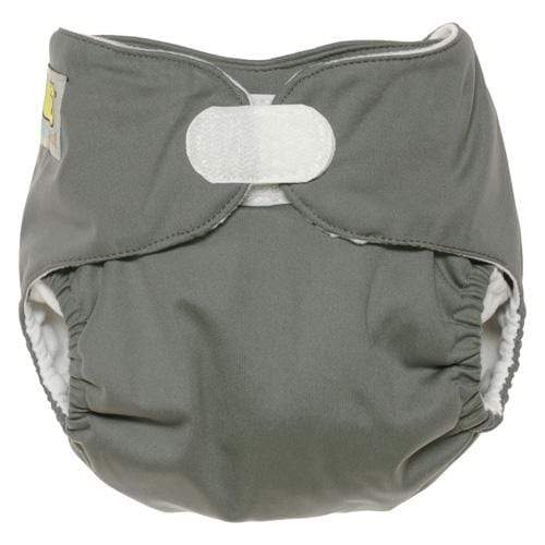 Diaper Safari One Size Hook and Loop Pocket Diaper - Aardvark