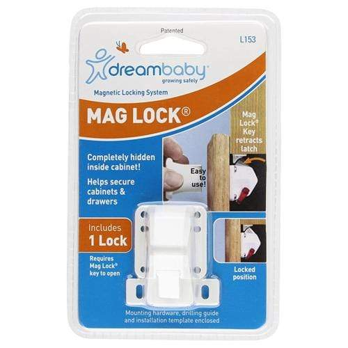 DreamBaby Magnetic Safety Lock-1 lock #153