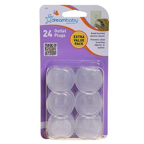 DreamBaby Outlet Plugs - 24 pack #182