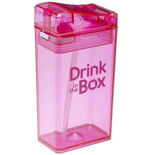 Drink in the Box 8 oz - Pink