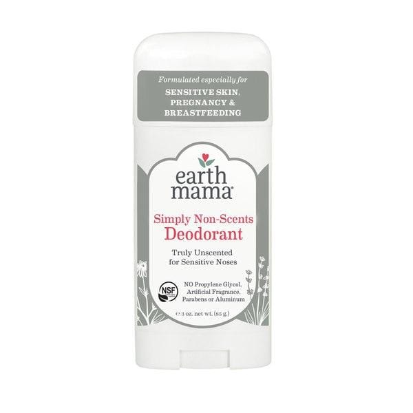 Earth Mama Angel Baby Deodorant 3 oz - Natural Non-Scents