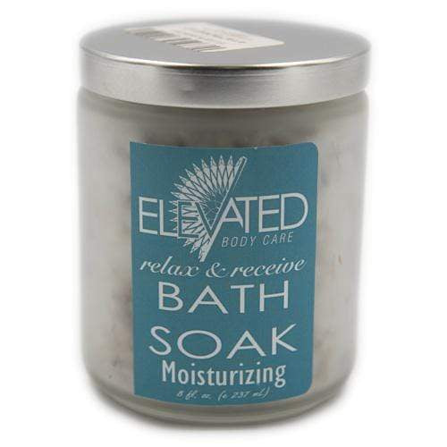 Elevated Bath Soak - Moisturizing Eczema and Itch Relief