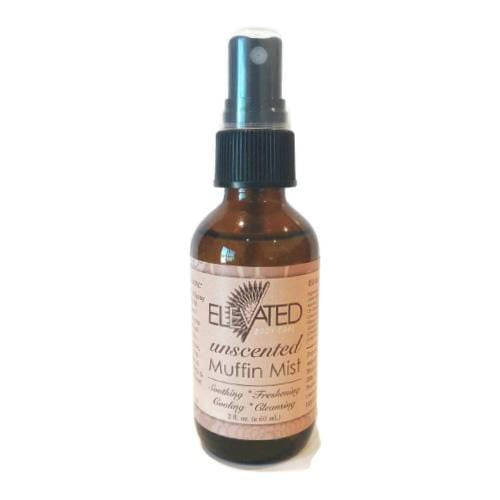 Elevated Muffin Mist Feminine Spray - 2oz - Unscented