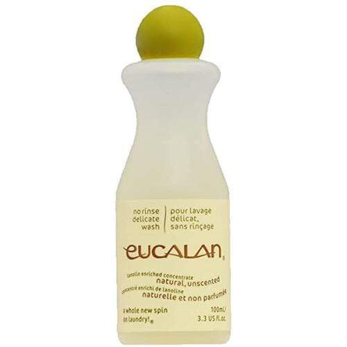 Eucalan No Rinse Wool Wash 3.3 oz - Unscented