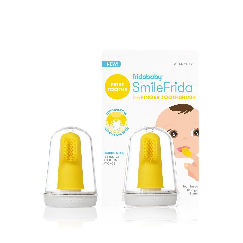 Frida SmileFrida Finger Brush - Nicki's Diapers