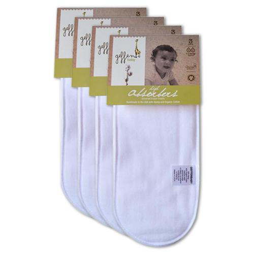 Geffen Baby High Absorbers 12 Pack