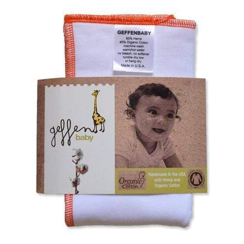 Geffen Baby Jersey Prefold Diapers - Nicki's Diapers