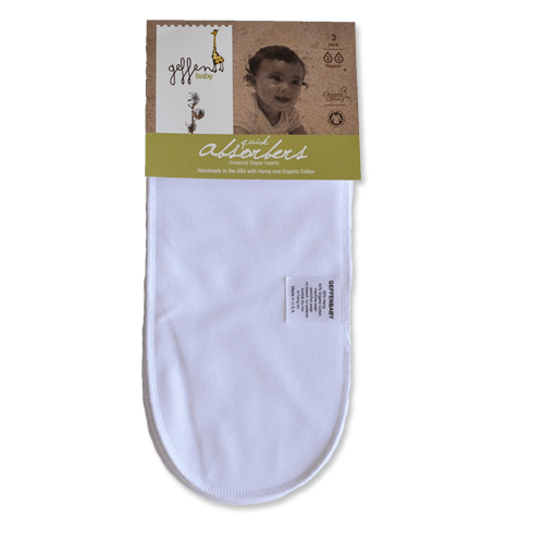 Geffen Baby Quick Absorbers 3 Pack