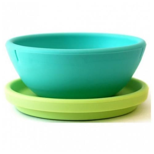 GoSili Bowl and Plate Set