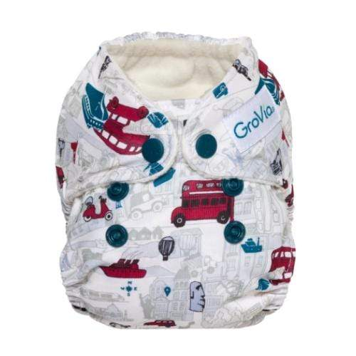 GroVia Newborn All in One Diaper - Have Baby Will Travel Newborn