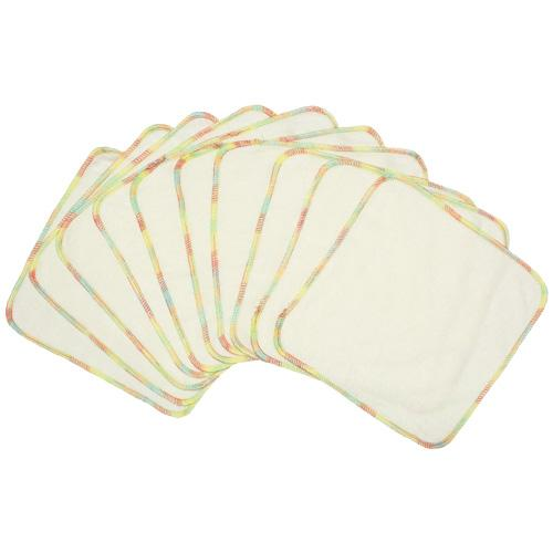 Imagine Bamboo Wipes - 10 Pack - Natural