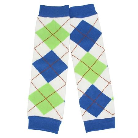 Imagine Leggings - Rawr Argyle