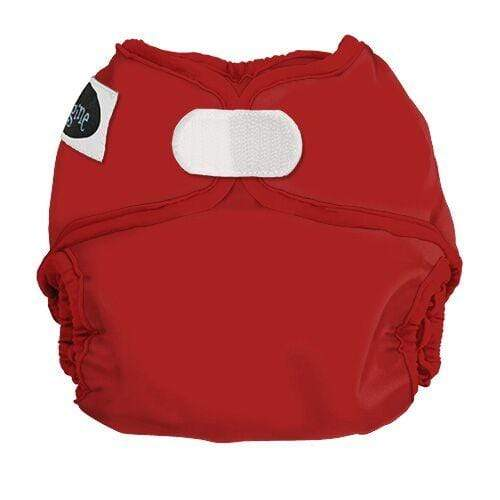 Imagine Newborn Hook and Loop Diaper Cover - Fire Truck Newborn