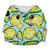 Imagine Newborn Snap Bamboo All in One Diaper - Pineapple Pop Newborn