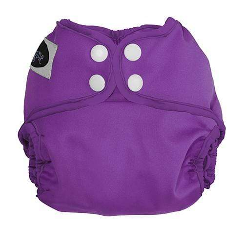 Imagine Newborn Snap Diaper Cover - Amethyst Newborn