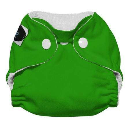 Imagine Newborn Snap Stay Dry All in One Diaper - Emerald Newborn