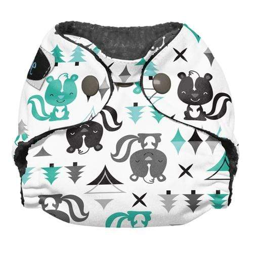 Imagine Newborn Snap Stay Dry All in One Diaper - Lil Stinker Newborn