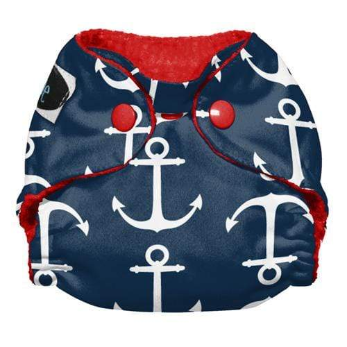 Imagine Newborn Snap Stay Dry All in One Diaper - Overboard Newborn